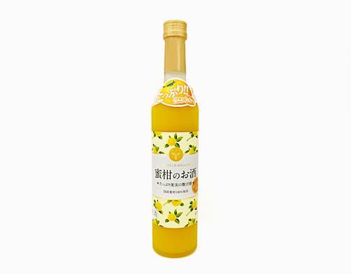 中埜酒造 蜜柑のお酒500ml